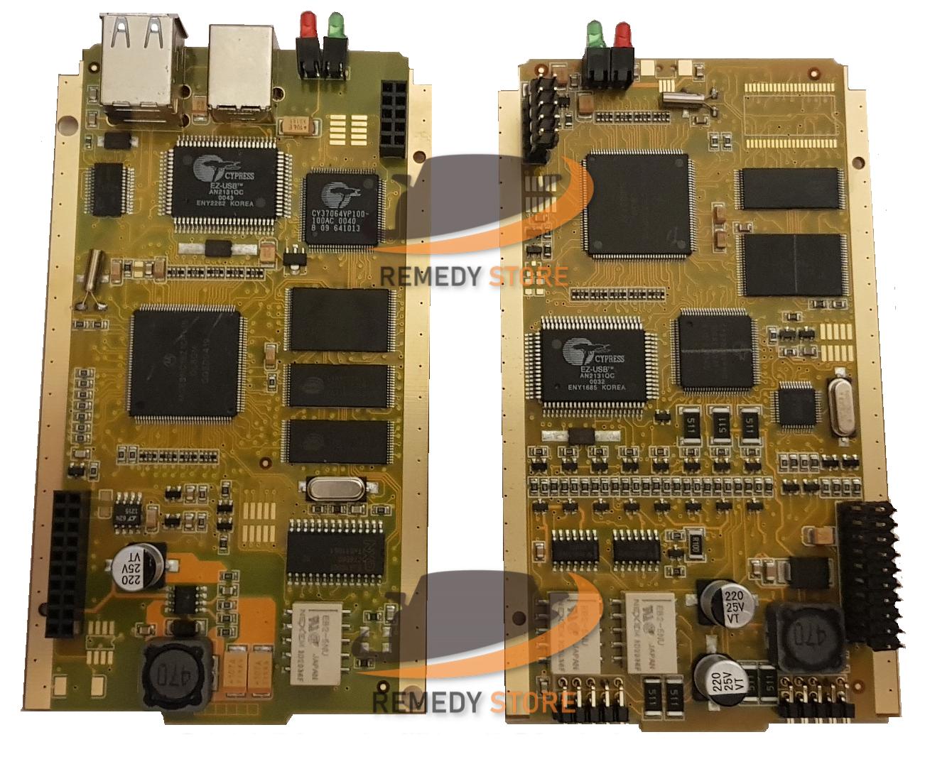 Gold PCB 4